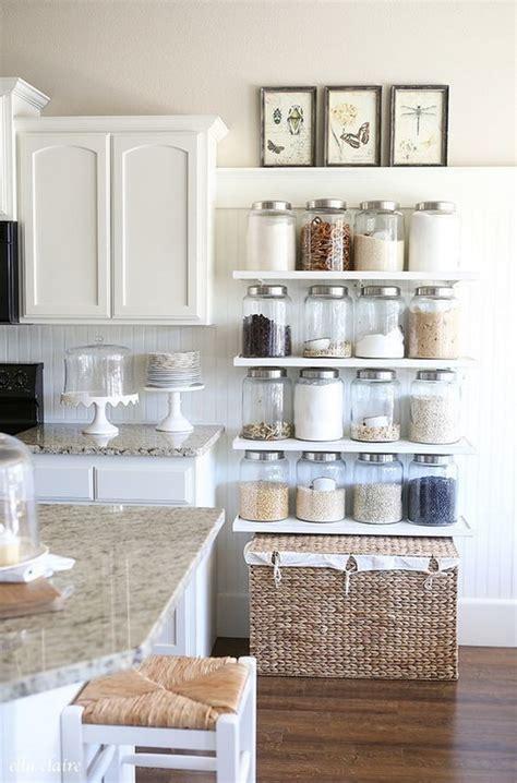 ideas economicas  organizar la cocina decoracion de
