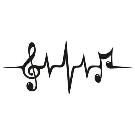 music heartbeat tattoo 25 best ideas about heartbeat tattoos on ekg