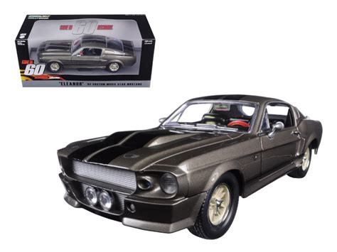 Greenlight 1 24 Eleanor 67 Custom Mustang diecast model cars wholesale toys dropshipper drop