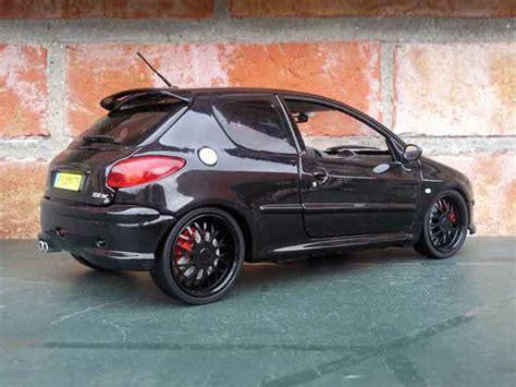peugeot car wheels peugeot 206 rc wheels blacks et vitres teintees norev