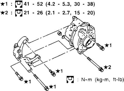 q45 alternator wiring diagram gallery diagram sle and
