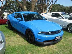 Grabber Blue Mustang With Black Stripes Gallery For Gt Baby Blue Mustang