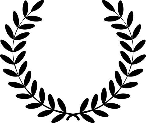 bayleaf kranz kostenlose vektorgrafik eroberung laurel triumph sieg
