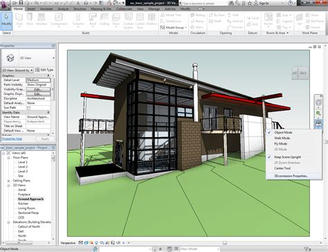 tutorial revit italiano revit exles must university