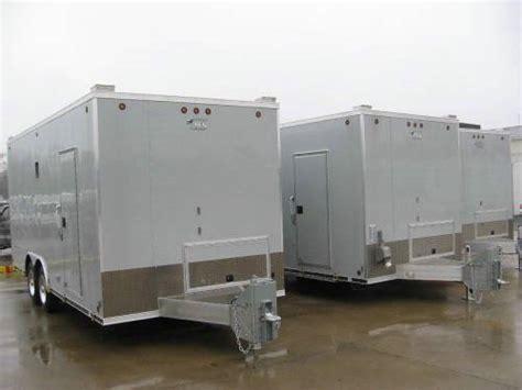 mobile workshop trailer atc aluminum mobile workshop custom trailer advantage