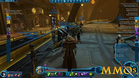 star wars the old republic review star wars the old republic game review