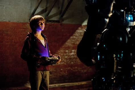 film of robot boy my interview with actor dakota goyo real steel about a mom