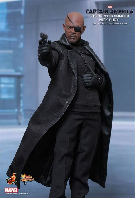 nick fury captain america the winter soldier samuel l jackson mms315 toys 1 6th