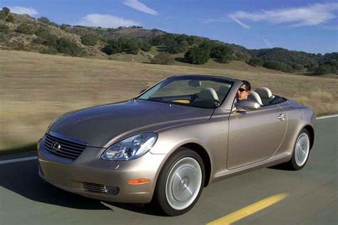 how to learn about cars 2008 lexus sc auto manual lexus sc 430