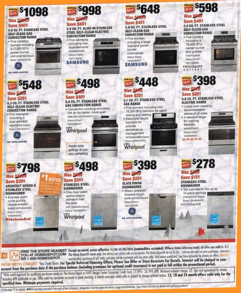 home depot black friday 2017 sale ad sales