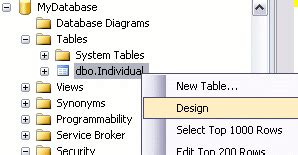 Change Table Schema Ssis Ssrs Sql Server Information What Is Data Base Schema