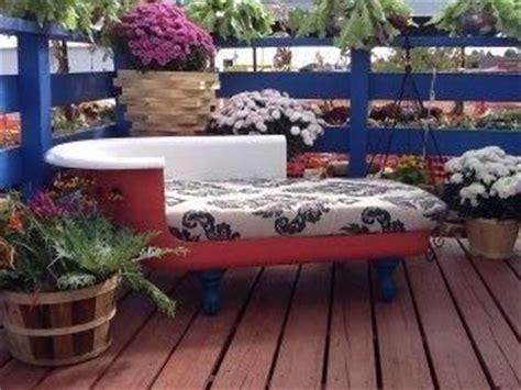 clawfoot tub made into sofa clawfoot bathtub via etsy my style