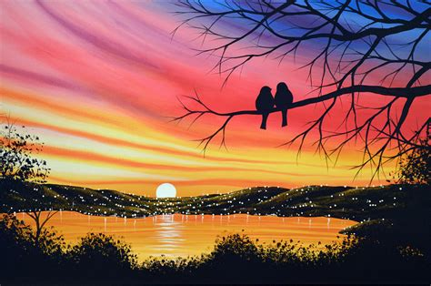 Landscape Pictures By Artists Digital Paintings Paint