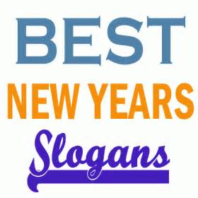 new years slogans and sayings