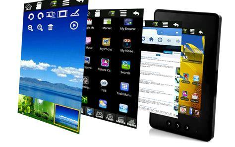 tablet mini android   pantalla tactil de