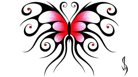 symmetrical designs cool drawings of butterflies drawing art ideas