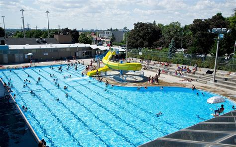 Garden City Pool Hours by Facility Classifications And Ratings City Of Toronto