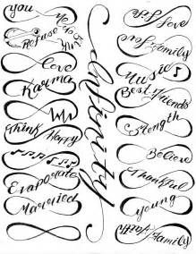 Tattoos With Infinity Signs And Words Amazing Infinity Tattoos For