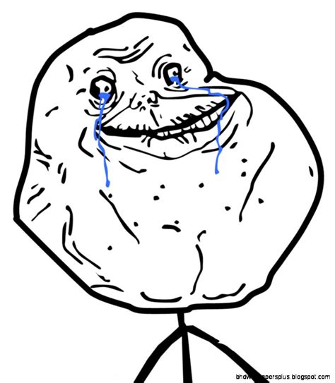 Forever Alone Meme Face - funny meme faces pictures hd wallpapers plus