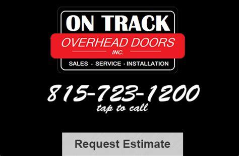 on track overhead doors on track overhead doors chicagoland garage door company