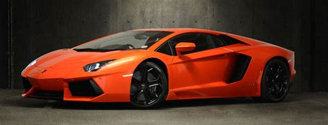 Lamborghini Aventador In Orange Image Gallery Orange Lamborghini