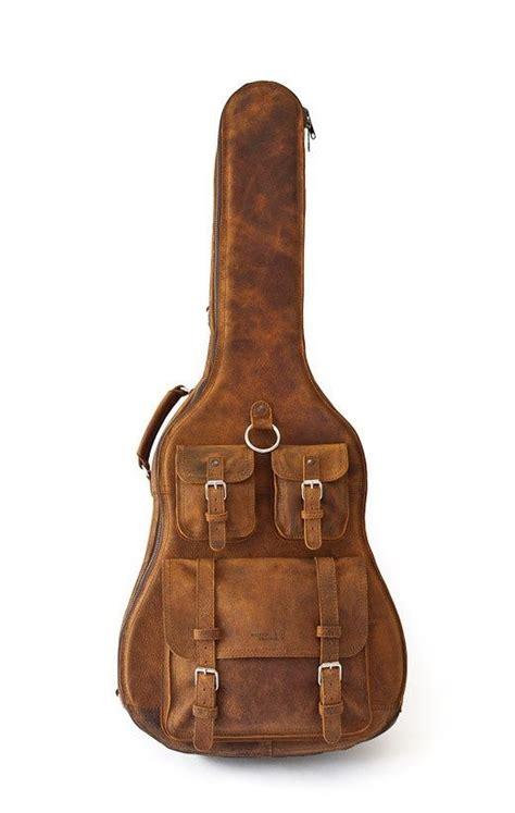 The Guitar Bag by Leather Guitar Guitar Guitarra
