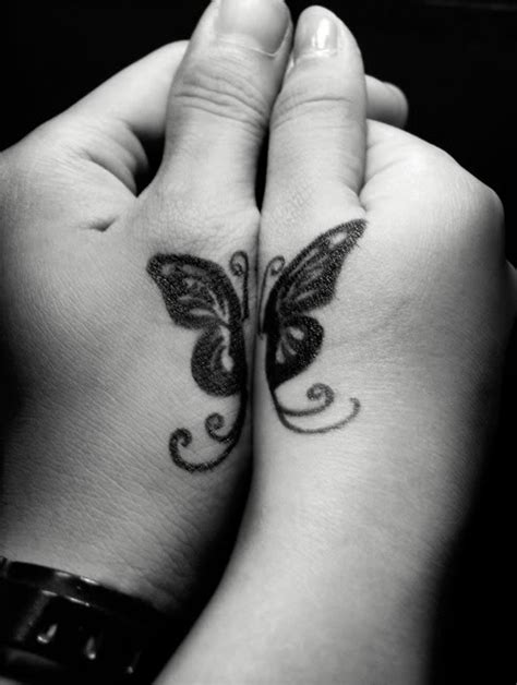 butterfly tattoo in hand girl tattoos and designs page 398