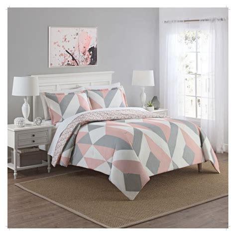 marble design quilt cover colorblock lena reversible comforter set 3pc marble hill