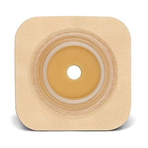 Convatec Sur Fit Natura Durahesive Flat Moldable Wafer 45mm M skin barrier wafers ostomy supplies