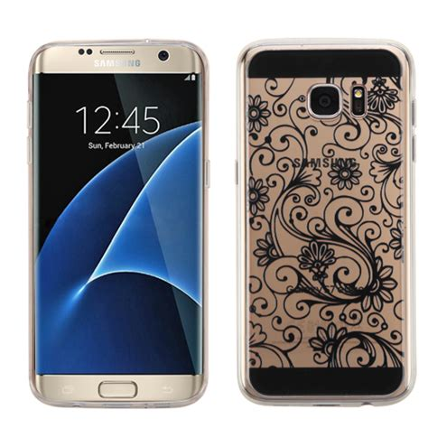 Samsung S7 Edge Softcase Custom Casing Kt 56 for samsung galaxy s7 edge tpu design phone cover ebay