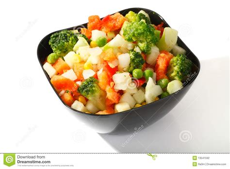 m s frozen vegetables frozen vegetables stock photography image 13541592