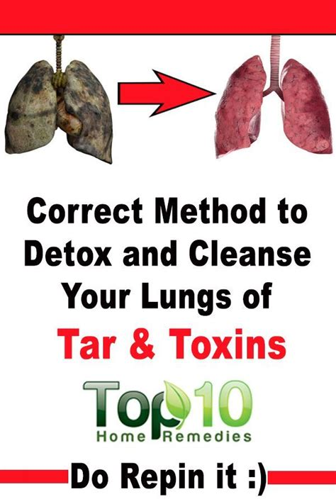 How To Detox Your Lungs After Quitting by 255 Best Quit Images On Clean Arteries
