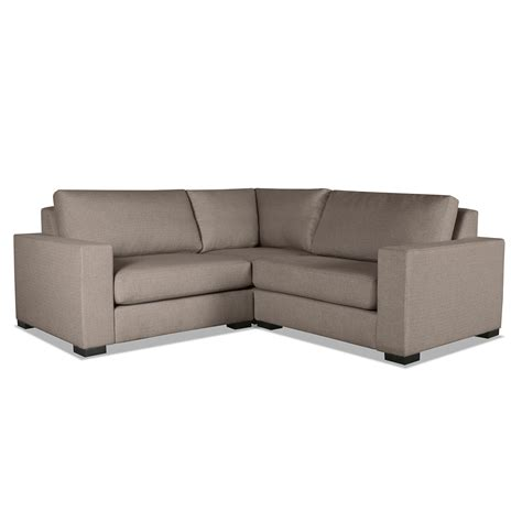 Mini L Shape Sofa by Tribeca Modular Right And Left Arms L Shape Mini Sectional