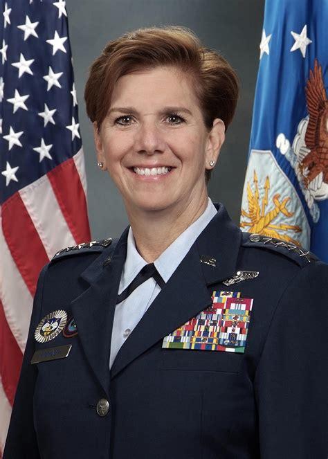 anthony daniels air force general lori j robinson gt u s department of defense
