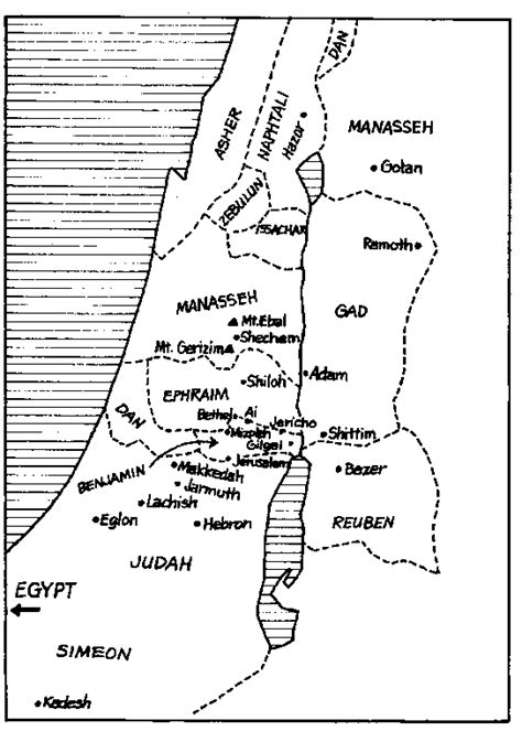 coloring page map of israel free coloring pages of 12 tribes of israel map