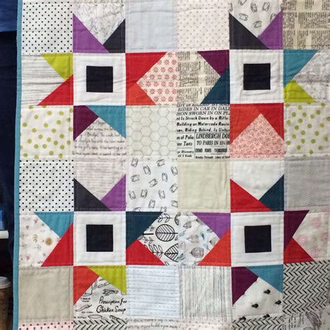 Bay Area Modern Quilt Guild by April Meeting Highlights South Bay Area Modern Quilt Guild