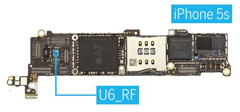 Ic Rf Iphone 5s l 246 sung baseband bei iphone ausgefallen idoc reparatur