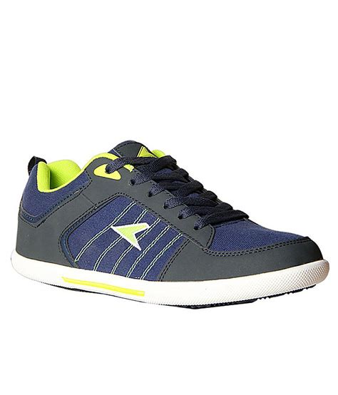 power blue colour sport shoes price in india buy power