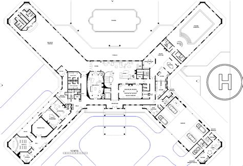 floor plans for mansions a homes of the rich reader s super mansion floor plans