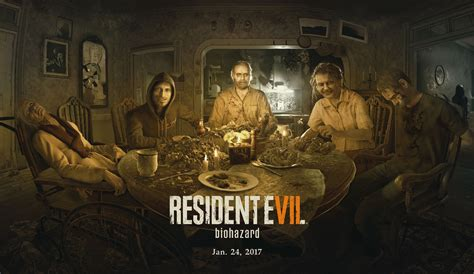 Resident evil 7 biohazard demo updated trailer released capsule