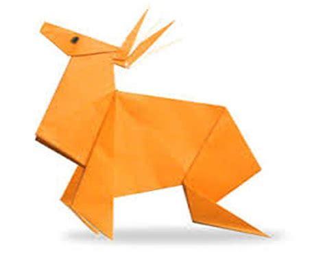 origami reindeer tutorial origami deer learn how to make origami deer easy