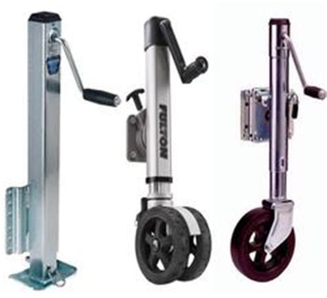 boat trailer electric jack trailer jacks for boat and utility trailers pacific boat
