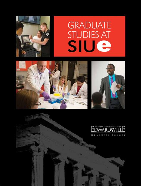 Siue Mba Curriculum by Siue Graduate Viewbook 2016 2017 By Siue Issuu