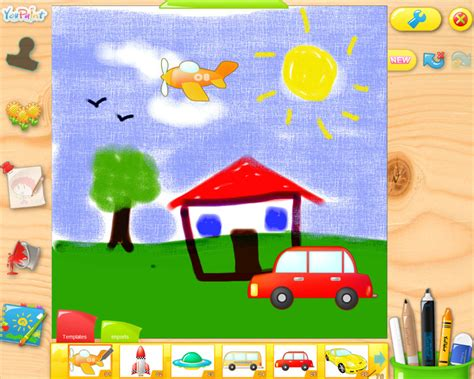 children s painting free for pc cyberlink youpaint
