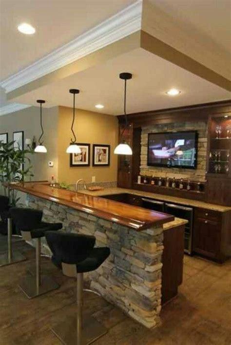 beautiful basement bar use of space basement ideas