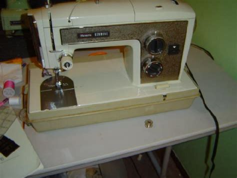 My Sears Kenmore Sewing Machine