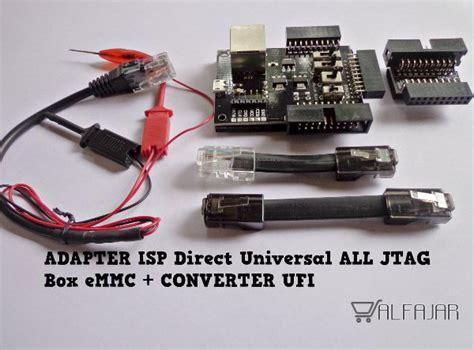 jual isp direct emmc adapter ufi box cek harga di