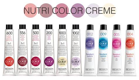 tinte colorazione capelli parrucchieri nutri color creme revlon per capelli subito colorati nutricolor 100ml tinture colore e