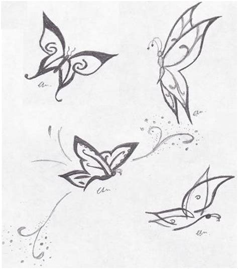 flying butterfly tattoo designs butterfly tattoos and designs page 159