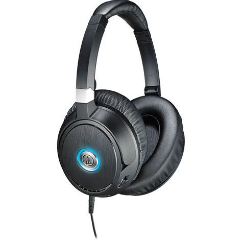 Headphone Noise Cancelling audio technica consumer ath anc70 quietpoint active ath anc70